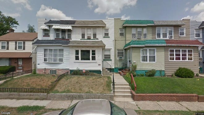 This Google Street View image shows the approximate location of 2254 Hollinshed Ave. in Pennsauken. The property at this address changed hands in May 2019, when Shayne A Lewis bought the property from James O Dabrowski for $94,900.