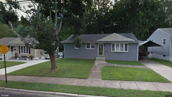This Google Street View image shows the approximate location of 75 N. Read Ave. in Runnemede. The property at this address changed hands in June 2019, when Michael Wagner bought the property from Robert Belins for $125,000.