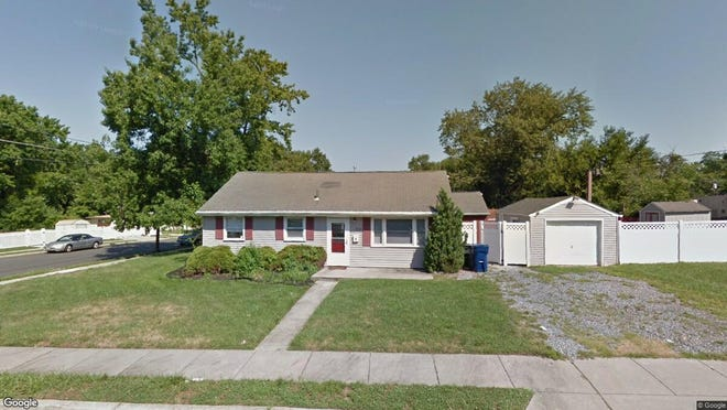 This Google Street View image shows the approximate location of 20 Fairview Ave. in Somerdale. The property at this address changed hands in May 2019, when Jacob N Segal bought the property from Cama Sdira LLC Fbo Steven Lulias for $130,000.