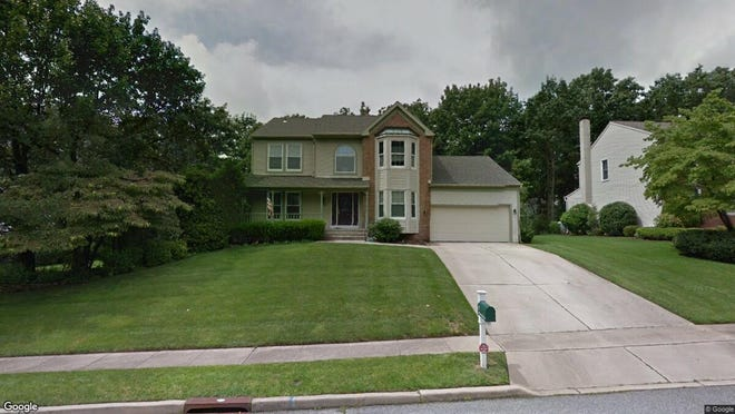 This Google Street View image shows the approximate location of 7 Whyte Drive in Voorhees. The property at this address changed hands in May 2019, when Scott T Williams bought the property from Daniel J and Lori L Lodics for $364,900.