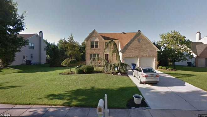 This Google Street View image shows the approximate location of 3033 Fifth St. in Voorhees. The property at this address changed hands in May 2019, when Adam and Amber Zebryk bought the property from Michael and Carolyn A Gribbin for $405,500.