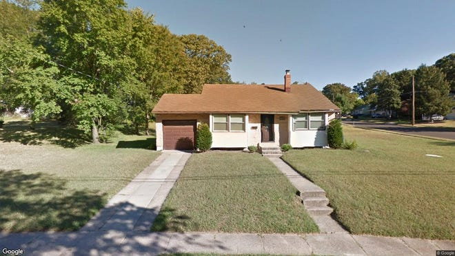 This Google Street View image shows the approximate location of 2313 Cuthbert Drive S. in Lindenwold. The property at this address changed hands in May 2019, when Anthony Johnson bought the property from Gold N Group LLC for $129,900.