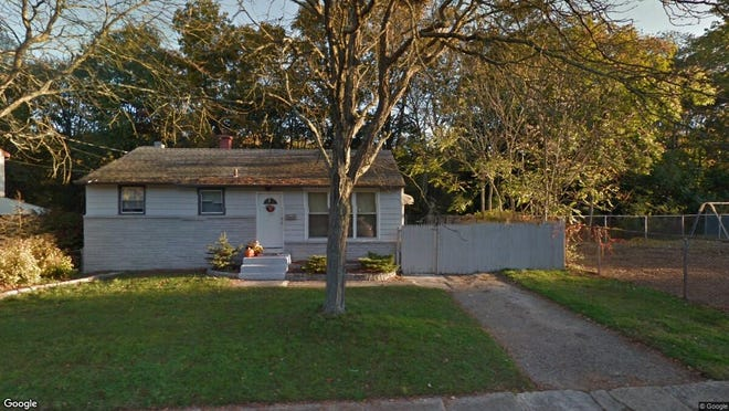 This Google Street View image shows the approximate location of 901 Aston Martin Drive in Lindenwold. The property at this address changed hands in May 2019, when Infinity Flipping LLC bought the property from Paul A Medvesky for $66,500.