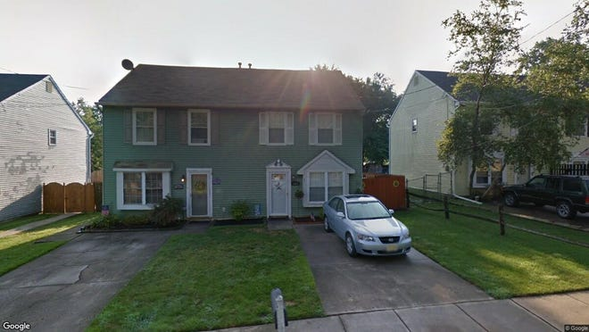 This Google Street View image shows the approximate location of 1018 Central Ave. in Runnemede. The property at this address changed hands in March 2019, when Mary Sharp bought the property from Timothea A Pacana for $142,000.