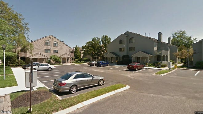 This Google Street View image shows the approximate location of 909 Gregorys Way in Voorhees. The property at this address changed hands in May 2019, when Stephanie Kinney bought the property from Esi Rhett for $74,500.