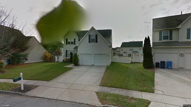 This Google Street View image shows the approximate location of 212 Spruce Trl in Woolwich. The property at this address changed hands in May 2019, when Jerome W Mccalla and Lorr Van Croft bought the property from Robert D Litwa for $310,000.