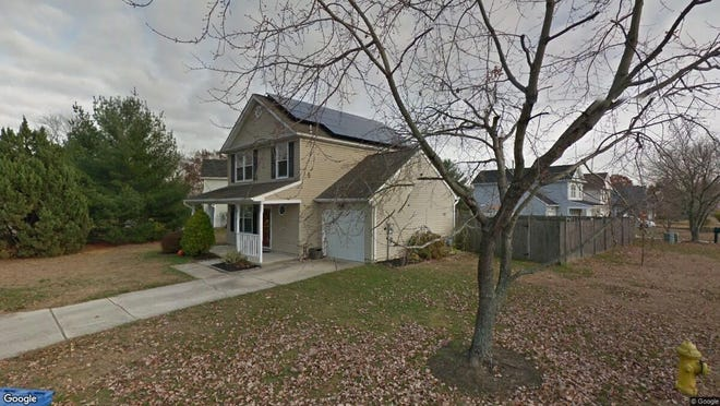 This Google Street View image shows the approximate location of 16 Derby Road in Logan. The property at this address changed hands in June 2019, when Donald Andrew Depew bought the property from Evelisa Navarro for $222,500.
