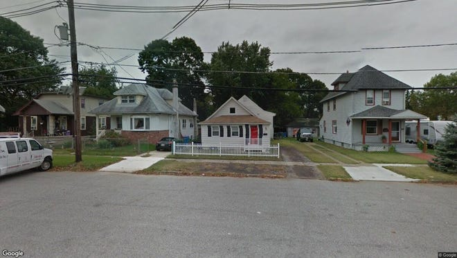 This Google Street View image shows the approximate location of 812 Hessian Ave. in National Park. The property at this address changed hands in May 2019, when Michael A and Sherry L Stiles bought the property from Jason Hamilton for $119,000.