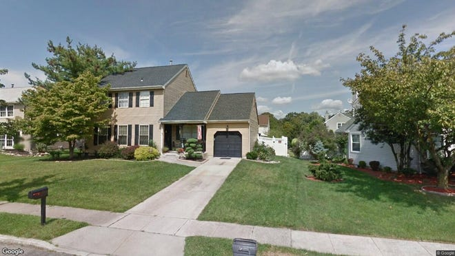 This Google Street View image shows the approximate location of 26 Longwood Drive in Washington. The property at this address changed hands in June 2019, when Frank T and Lauren T Benson bought the property from Nicholas Milano for $285,000.