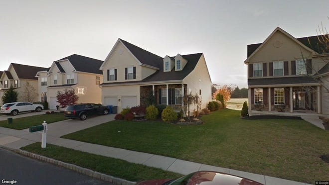 This Google Street View image shows the approximate location of 113 Windsor Drive in Woolwich. The property at this address changed hands in May 2019, when Alan and Heide Moskovciak bought the property from Jeremiah J and Tess R Hawkins for $318,000.