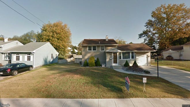 This Google Street View image shows the approximate location of 451 Baylor Road in Deptford. The property at this address changed hands in June 2019, when Jessica Leigh Dunn bought the property from Brie and Matthew W Cosenza for $185,000.
