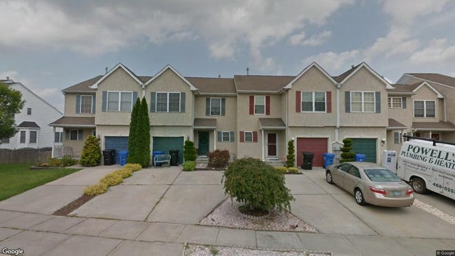 This Google Street View image shows the approximate location of 24 Arbour Lane in Mantua. The property at this address changed hands in February 2019, when Julie M Sutton bought the property from Michael and Paoletti V Pallozzi for $188,000.