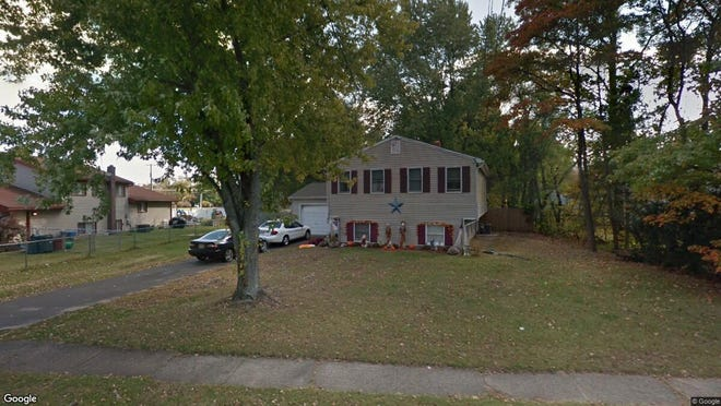This Google Street View image shows the approximate location of 480 Oakland Road in West Deptford. The property at this address changed hands in April 2019, when Karen and Kenneth Schultz bought the property from Nicholas J Giovinco and Dani Mccall for $229,900.