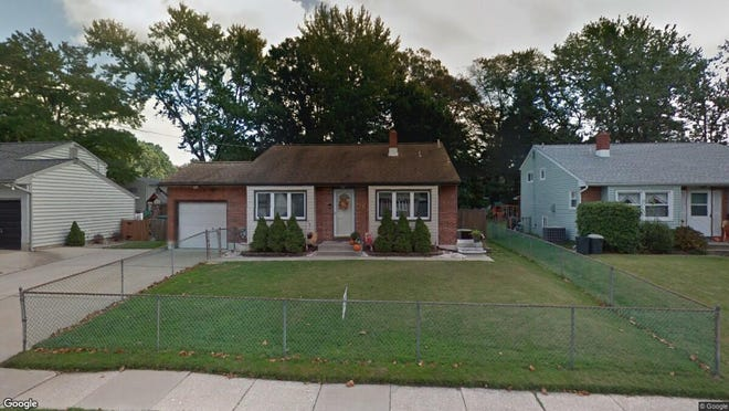 This Google Street View image shows the approximate location of 762 Shields Ave. in West Deptford. The property at this address changed hands in May 2019, when Kelly Bowdoin and Thomas Walsh Jr. bought the property from Frederick Lock Jr. and Joanne V Lock for $204,000.