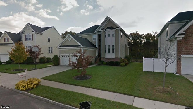 This Google Street View image shows the approximate location of 912 Denston Road in West Deptford. The property at this address changed hands in May 2019, when Eric and Kelly Spurka bought the property from Joseph C Raines and Tracy L Spence for $338,000.