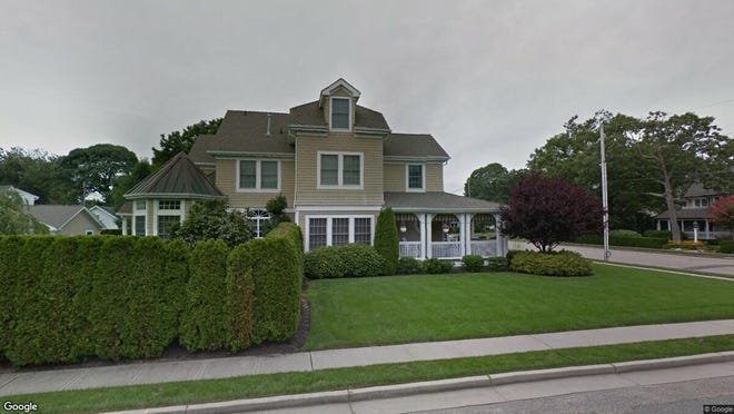 This Google Street View image shows the approximate location of 2111 Second Ave{dot} in Spring Lake. The property at this address changed hands in May 2019, when William and Susan Doran  bought the property from  Maureen E Keilman  for $3,500,000.