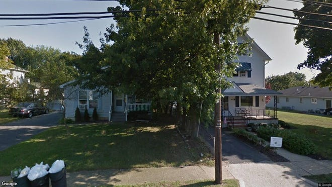 This Google Street View image shows the approximate location of 428 Atlantic Ave{dot} in Long Branch. The property at this address changed hands in May 2019, when Michael J and Kristie L Butrico  bought the property from  Robert Raspanti  for $326,000.