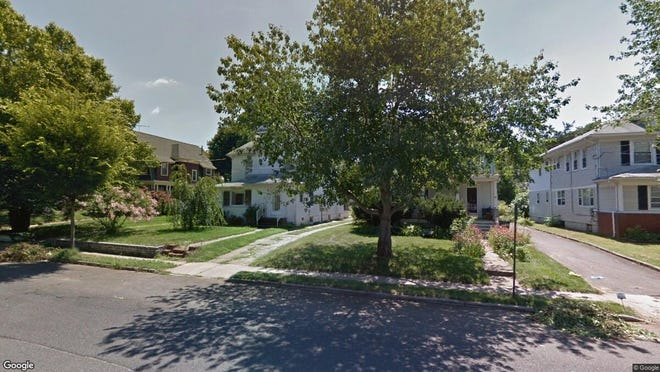This Google Street View image shows the approximate location of 50 Mc Laren St{dot} in Red Bank. The property at this address changed hands in March 2019, when David James and Caitlin Anne Schrader  bought the property from  Bnd LLC  for $565,000.