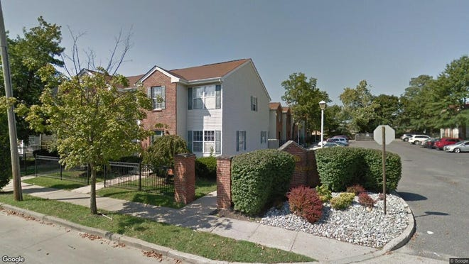 This Google Street View image shows the approximate location of 116 Drs James P, U-C4 in Red Bank. The property at this address changed hands in April 2019, when Monica M and Mercedes Loperena  bought the property from  Patrick Ronen  for $275,000.