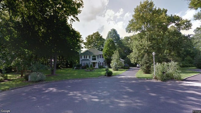 This Google Street View image shows the approximate location of 2 Strauss Drive in Shrewsbury Borough. The property at this address changed hands in June 2019, when  Heather O'Hara Hopkins  bought the property from Stephen and Marissa Mccormack  for $815,000.