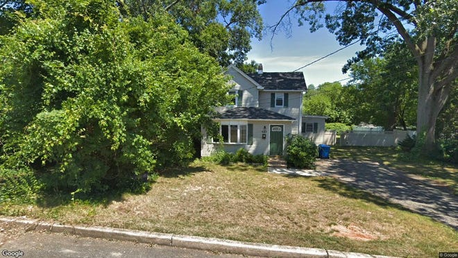This Google Street View image shows the approximate location of 408 Glenmary Ave{dot} in Middletown. The property at this address changed hands in June 2019, when  Harry W Leimburg III and  Stacy L Vasta  bought the property from Russell and Mae Howard  for $335,000.