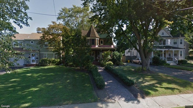 This Google Street View image shows the approximate location of 266 River Road in Red Bank. The property at this address changed hands in May 2019, when  Giles Wrench  bought the property from  Neal Adler  for $630,000.