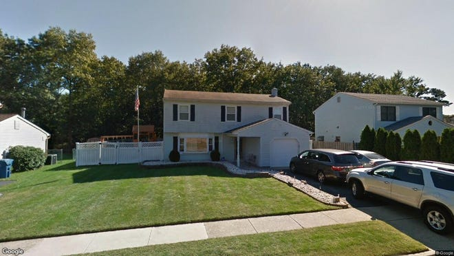 This Google Street View image shows the approximate location of 100 Pine Needle St{dot} in Howell. The property at this address changed hands in June 2019, when  Erik V Lopez  bought the property from David E and Francine Ciesielski  for $338,000.
