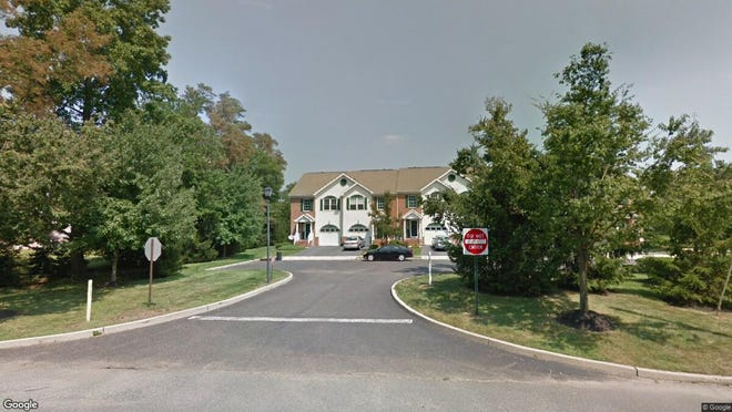 This Google Street View image shows the approximate location of 201 Finch Court in Manalapan. The property at this address changed hands in June 2019, when  Claudio Villani and  Brittany Adelino  bought the property from Roger and Susan Buck  for $315,000.