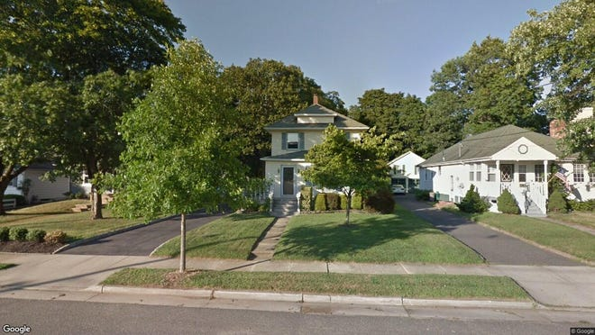 This Google Street View image shows the approximate location of 83 Harrison Ave{dot} in Red Bank. The property at this address changed hands in June 2019, when  Sara Joanne Noecker  bought the property from Chris and Lauren Garofalo  for $480,860.