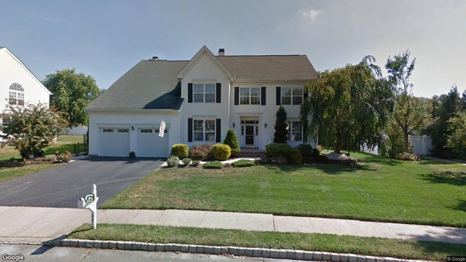 This Google Street View image shows the approximate location of 44 Villanova Drive in Howell. The property at this address changed hands in May 2019, when  Waqas Rana  bought the property from Richard A and Mary E Yaeger  for $630,000.