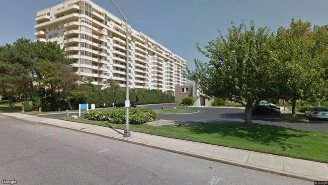 This Google Street View image shows the approximate location of 787 Ocean Ave{dot} Unit 1002 in Long Branch. The property at this address changed hands in June 2019, when Mendel and Cheryl R Markowitz  bought the property from Anthony and Cynthia L Vandermolen  for $600,000.