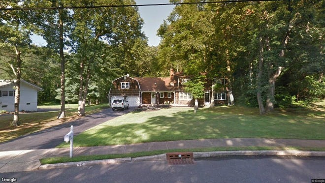 This Google Street View image shows the approximate location of 25 Pal Drive in Ocean Township. The property at this address changed hands in June 2019, when  David Braun and  Noelle Guida  bought the property from Daniel S and Jennifer K Cocco  for $562,500.