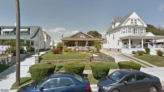 This Google Street View image shows the approximate location of 206 Fourth Ave. in Bradley Beach. The property at this address changed hands in May 2019, when Daniel Tumsuden and Nancy Lissemore bought the property from executor Annmarie Adderley for $777,000.