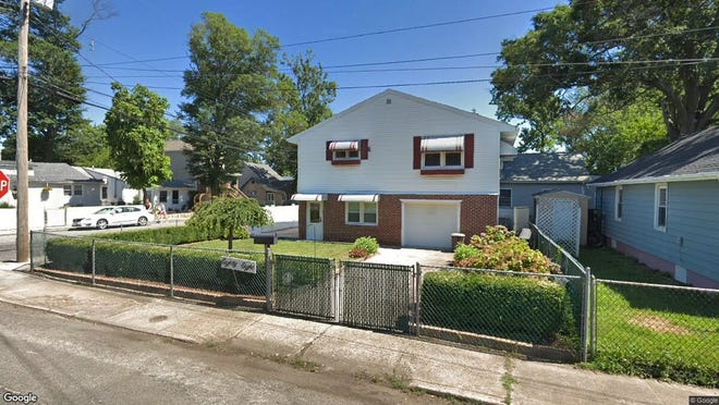 This Google Street View image shows the approximate location of 88 Lawrence Ave. in Keansburg. The property at this address changed hands in June 2019, when James Nesbitt bought the property from Halo Homebuyers, LLC for $155,000.