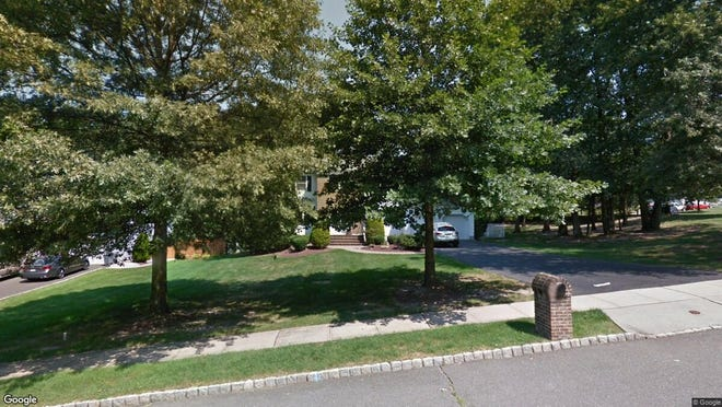 This Google Street View image shows the approximate location of 2 Kimberly Court in Manalapan. The property at this address changed hands in June 2019, when Nicola D and Ava Conte bought the property from Thomas and Geneen Graziano for $657,000.