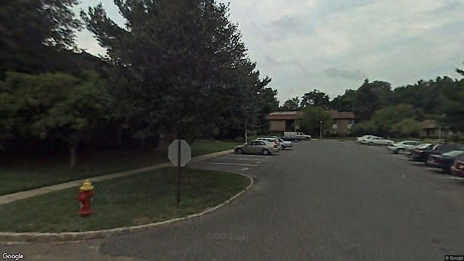 This Google Street View image shows the approximate location of 72 Overlook Way Unit C in Manalapan. The property at this address changed hands in June 2019, when Nella Khvenkina bought the property from Yelena A Goryainova for $149,000.