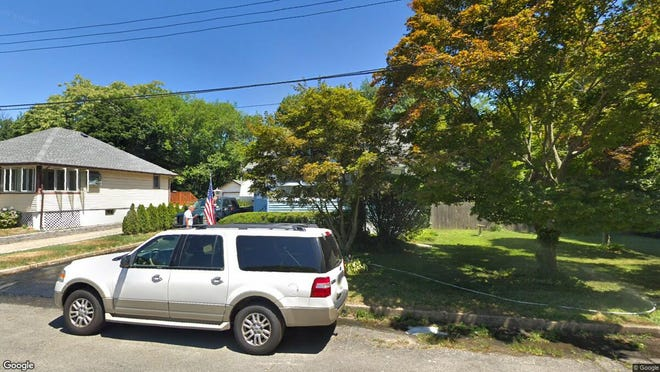 This Google Street View image shows the approximate location of 1 Tiensch Ave. in Middletown. The property at this address changed hands in June 2019, when Michael Fernandez and Christina Yaeger bought the property from Michael S and Wendy S Burke for $275,000.