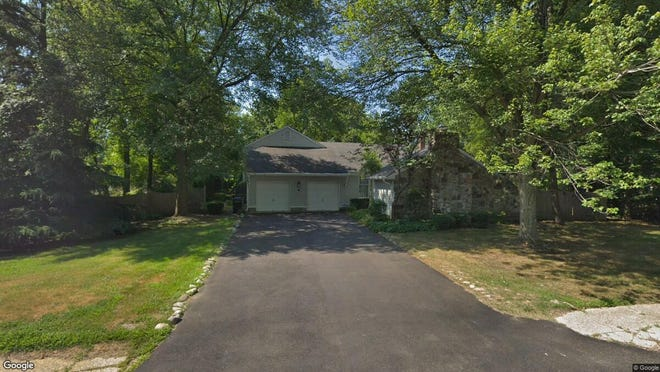 This Google Street View image shows the approximate location of 84 Cherry Tree Farm Road in Middletown. The property at this address changed hands in June 2019, when David N and Marjorie P Anderson bought the property from Bernard Boland Jr. and Paula Boland for $555,000.