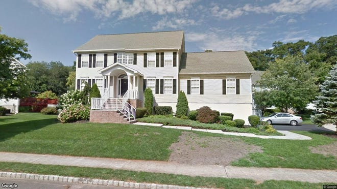 This Google Street View image shows the approximate location of 28 Hamilton Hill Road in Middletown. The property at this address changed hands in June 2019, when Samuel M Gotto and Frances Riozzi-Gotto bought the property from Vincent J and Rosemary A Clappsy for $750,000.