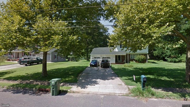 This Google Street View image shows the approximate location of 3 Surrey Lane in Eatontown. The property at this address changed hands in April 2019, when Patricia M Kelly bought the property from Robert A and Kathy Matthews for $410,000.