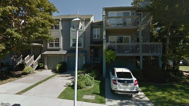 This Google Street View image shows the approximate location of 126 Spinnaker Way in Neptune. The property at this address changed hands in May 2019, when Suzanne Silverman bought the property from Peter B Nolan for $410,000.