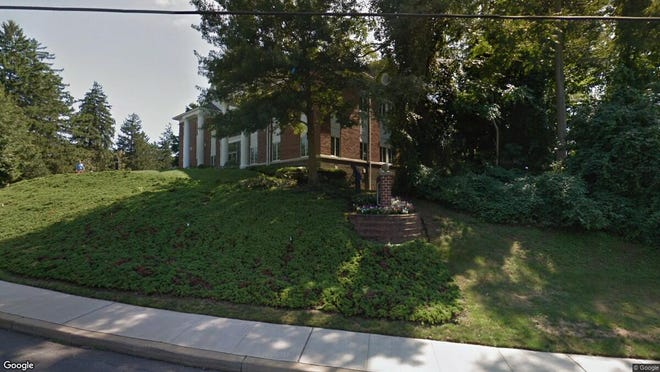 This Google Street View image shows the approximate location of 10 Hance Ave. in Tinton Falls. The property at this address changed hands in February 2019, when A Quiet Place, LLC bought the property from Frederick Shipton and Lorna Burns for $750,000.