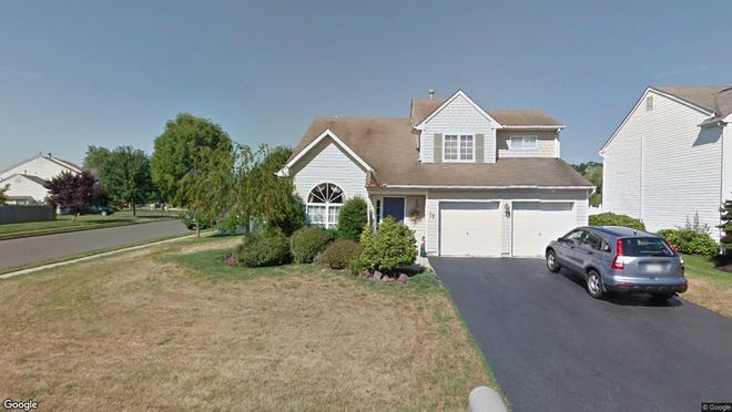 This Google Street View image shows the approximate location of 79 Cascades Ave. in Howell. The property at this address changed hands in June 2019, when He Lin bought the property from William B and Cynthia L Winans for $412,500.