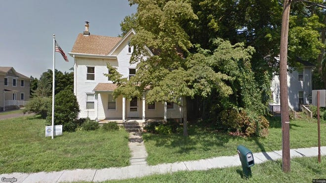 This Google Street View image shows the approximate location of 11 N. Main St. in Marlboro. The property at this address changed hands in June 2019, when Xing 11 LLC bought the property from Carolyn Liss and Jamie M Bennett for $333,000.