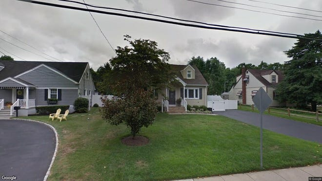This Google Street View image shows the approximate location of 60 Patterson Ave. in Shrewsbury Borough. The property at this address changed hands in June 2019, when Kenneth and Cathy Martin bought the property from Melissa Barnett for $465,000.