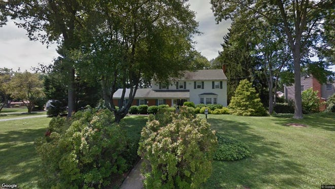 This Google Street View image shows the approximate location of 19 Kent Place in Freehold Township. The property at this address changed hands in April 2019, when Scott A and Kimberly Cattelona bought the property from Arnold and Gayle Kornbluth for $538,900.