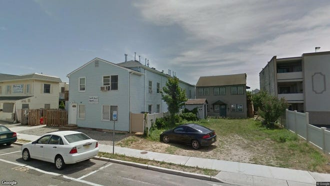 This Google Street View image shows the approximate location of 45 Sampson Ave{dot} Unit 3 in Seaside Heights. The property at this address changed hands in May 2019, when John and Joann Zygmunt  bought the property from Frank and Lisa Russo  for $104,000.