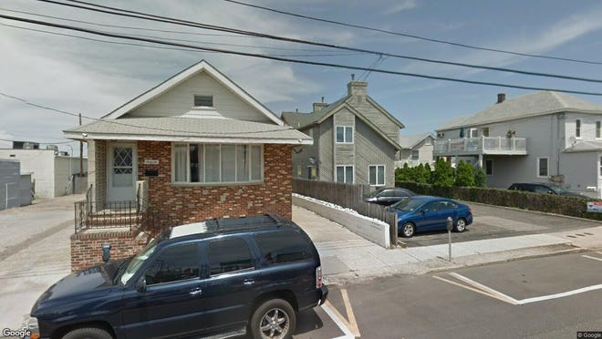 This Google Street View image shows the approximate location of 62-64 Sherman Ave{dot} in Seaside Heights. The property at this address changed hands in April 2019, when  Robin Chan  bought the property from  Sharon Pfluger  for $213,500.