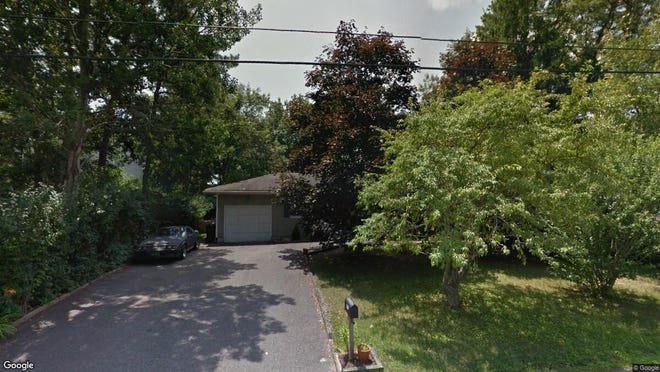 This Google Street View image shows the approximate location of 1219 Treasure Ave{dot} in Stafford. The property at this address changed hands in May 2019, when  Michelle L Villemaire  bought the property from Amber and Faulkingham C Leiser  for $208,800.