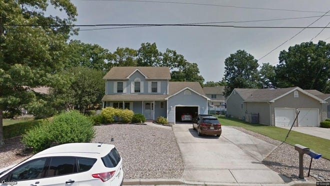 This Google Street View image shows the approximate location of 1034 Sailor Drive in Stafford. The property at this address changed hands in May 2019, when S and Berrios S Berrios-Rodriguez  bought the property from  Ricigliano, Theresa Trust and others  for $265,000.